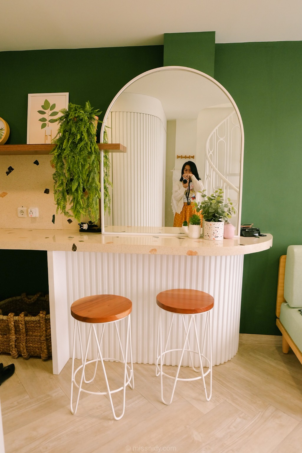 instagramable airbnb in bandung