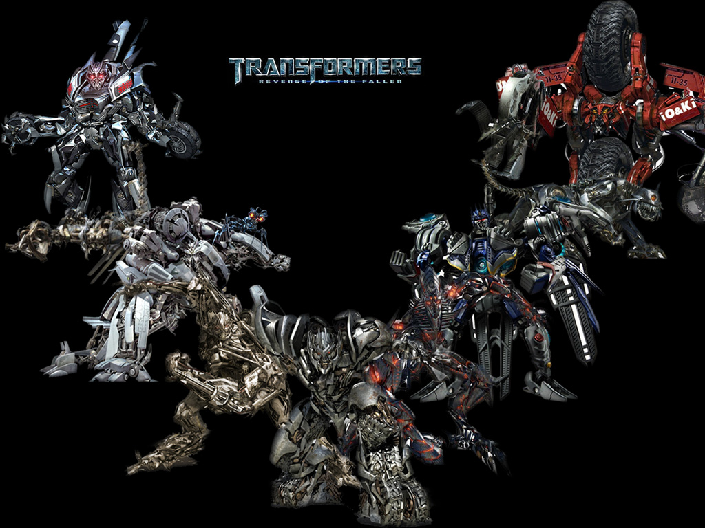 TRANSFORMERS MATRIX WALLPAPERS: Decepticons movie HD
