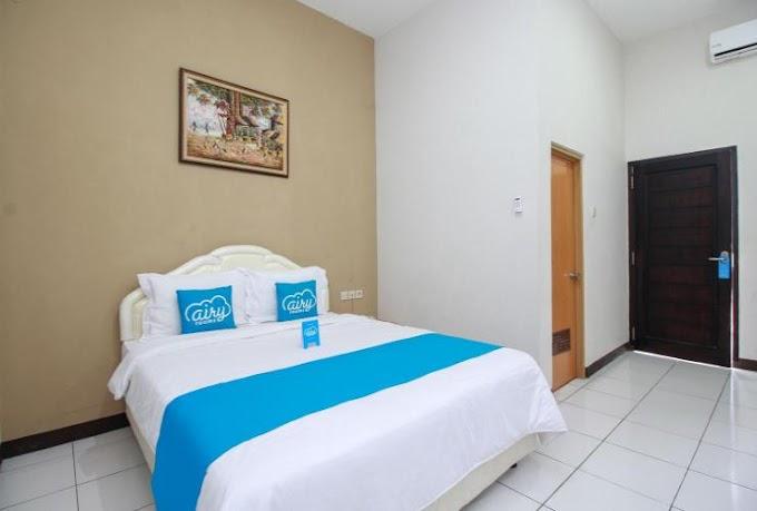 Hotel di Cirebon, Ini Pilihan Kamar Terbaik Airy Rooms di Bawah 200 Ribu!
