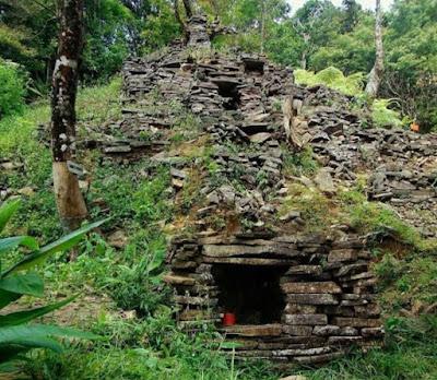 Sejarah Kuil Angin