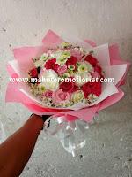 bunga hand bouquet murah