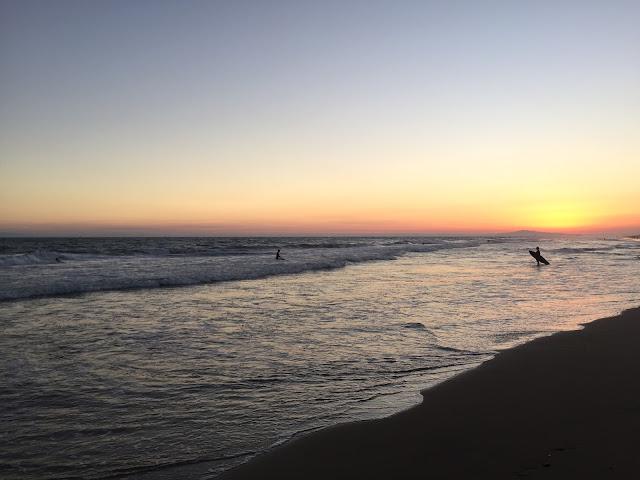 Newport Beach surfer