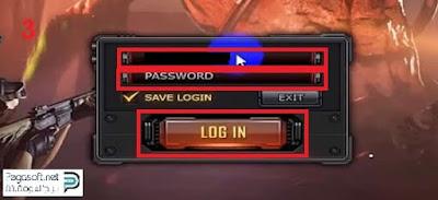 تسجيل حساب كروس فاير مجاني