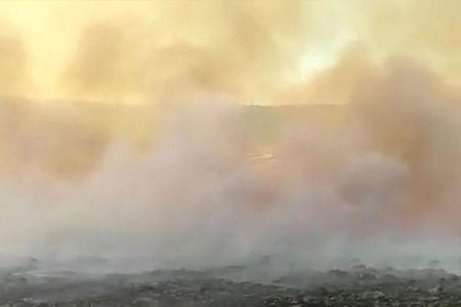 Li Diyarbekirê nêzî 30 hezar donim erdê çandinîyê û çêrgeh şewitî