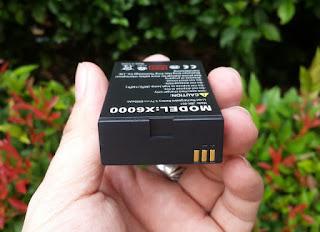 Baterai Hape Outdoor Suppu X6000 New Original Suppu 6000mAh