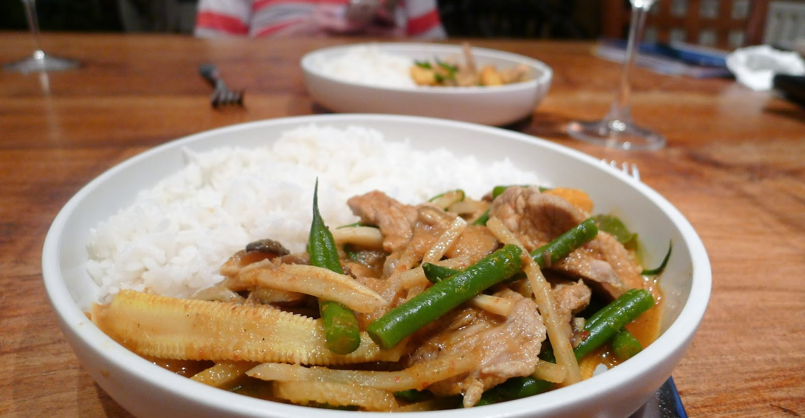 Culinary Adventures In London Quick Thai Jungle Curry