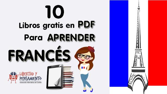 10 Libros Gratuitos En PDF Para Aprender Francés