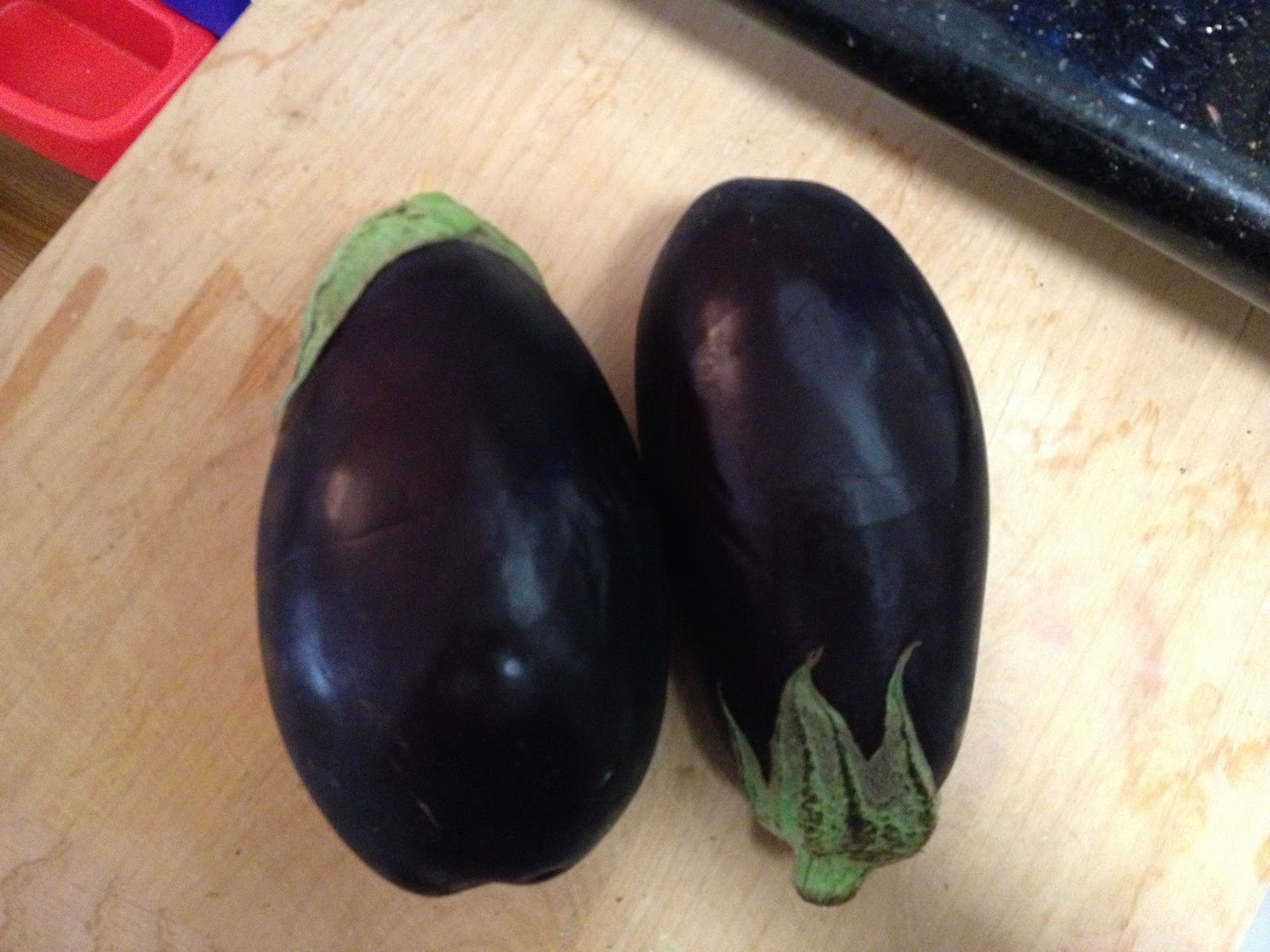 Everything S Better With Pesto Peanut Butter And Grandma S Recipes Banjan Eggplant
