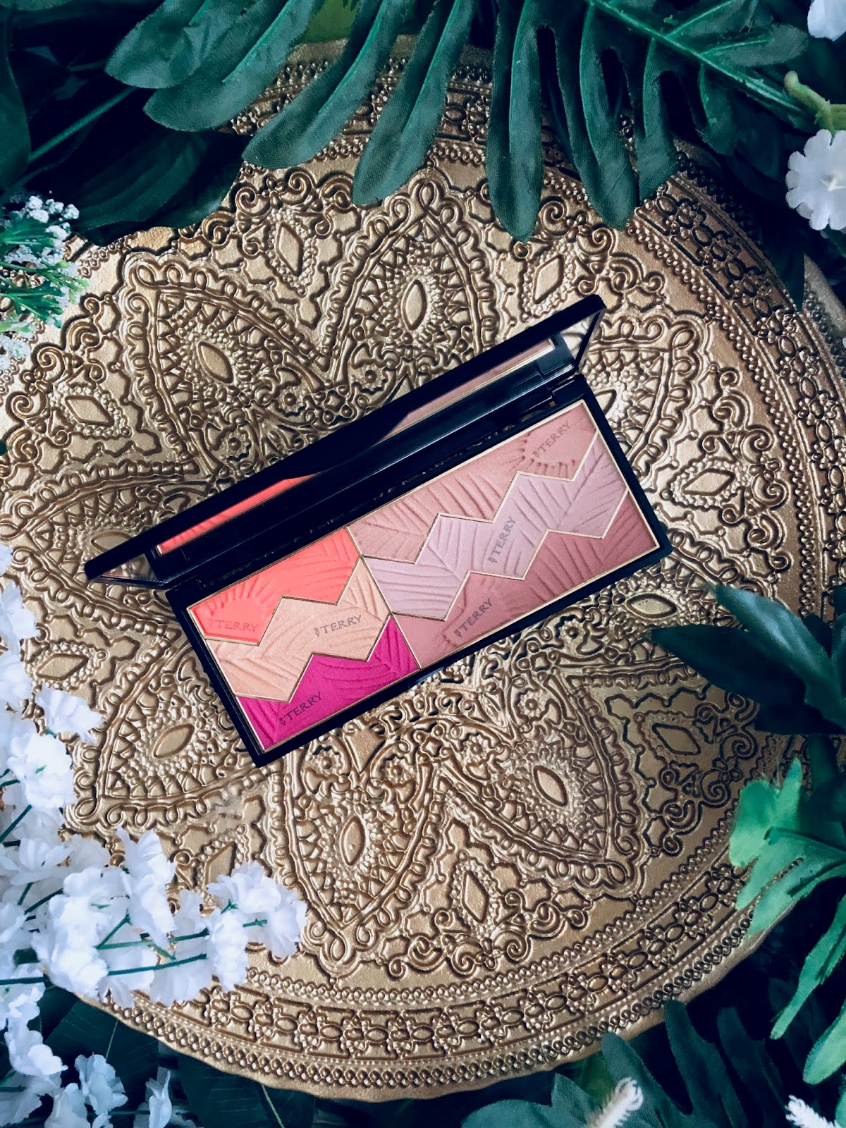 Sun designer palette Tropical sunset de By Terry