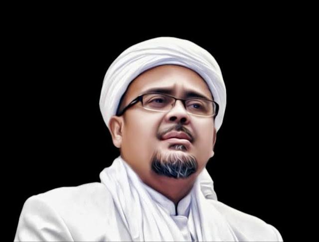 Profil Habib Rizieq Shihab