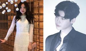 Sao Hàn 9/3: Lee Jong Suk để mái trái tim lãng tử, Na Eun xinh như công chúa