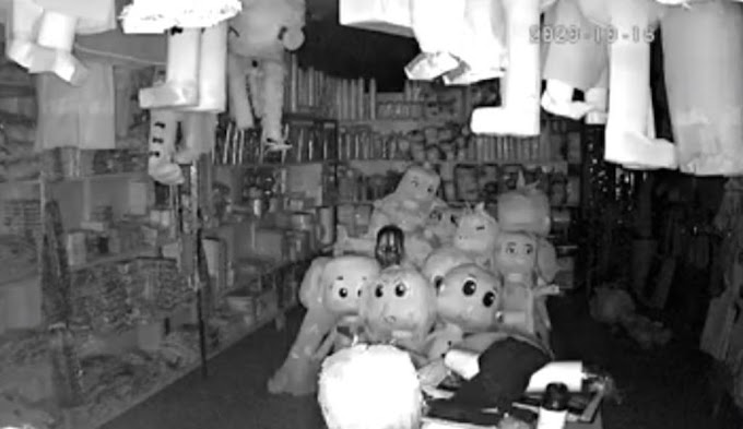 El terrorífico caso de la tienda de Mario