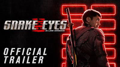 Snake Eyes: G.I. Joe Origins Official Teaser Trailer Released
