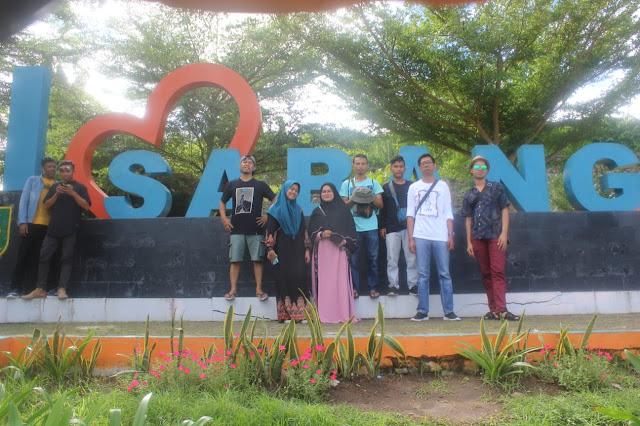 open trip Sabang