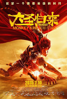 Monkey King Hero Is Back (2015)