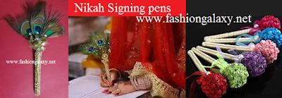 nikah signature
