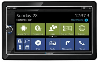 Umpamanya saja head unit premium seperti Blaupunkt Cape Town 940. System pengoperasian yang tersemat memakai Android Jelly Bean 4. 1. 1. Head unit 2-din ini mempunyai port USB depan dan 3 port USB belakang, port HDMI/HML serta slot kartu microSD.