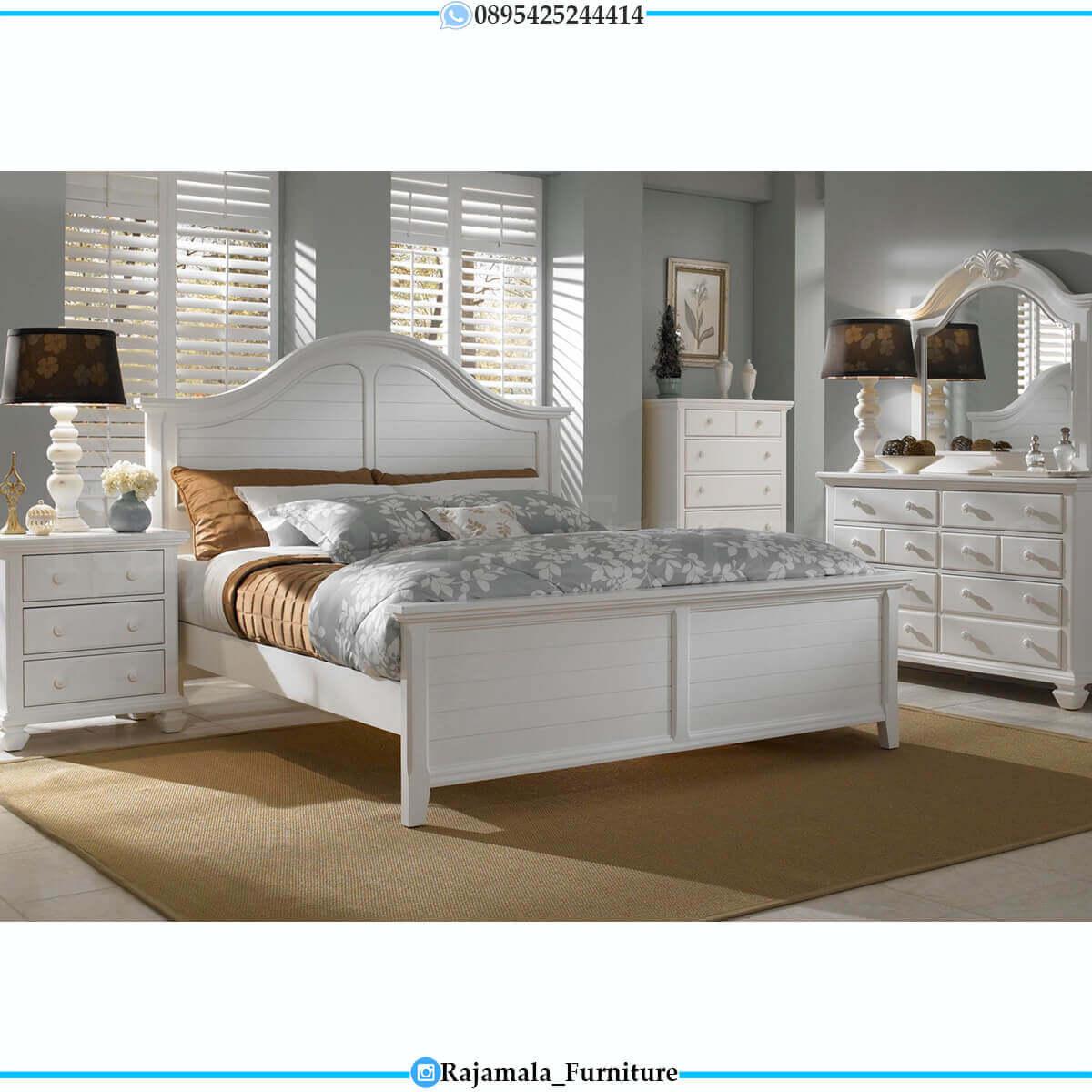 Tempat Tidur Minimalis Jepara Modern Simple Design Art Duco RM-0688