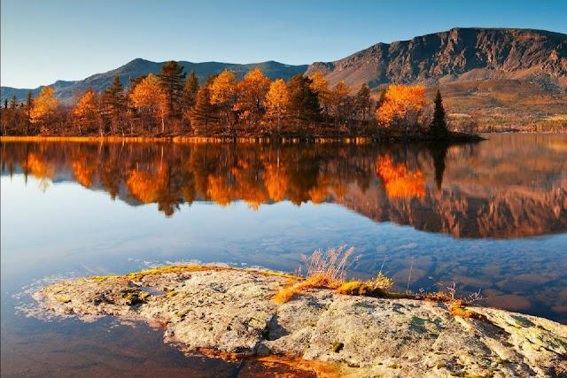 Đặt chân đến những thành phố có mùa thu đẹp trên thế giới