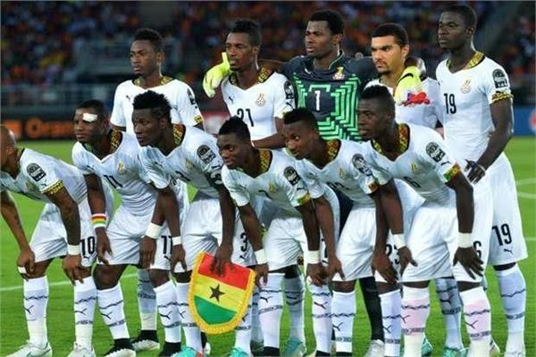 تشكيل منتخب غانا امم افريقيا 2019 بدون تقطيع