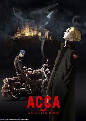 ACCA: 13-ku Kansatsu-ka 12/12 [Sub Español] [HD] [MEGA]