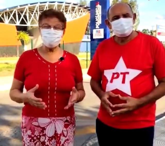 Deputada Fátima Nunes visita Policlínica Regional do Nordeste II e destaca atuação do ex-prefeito Ricardo Maia