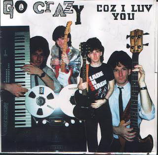 Go Crazy - Coz I luv you single