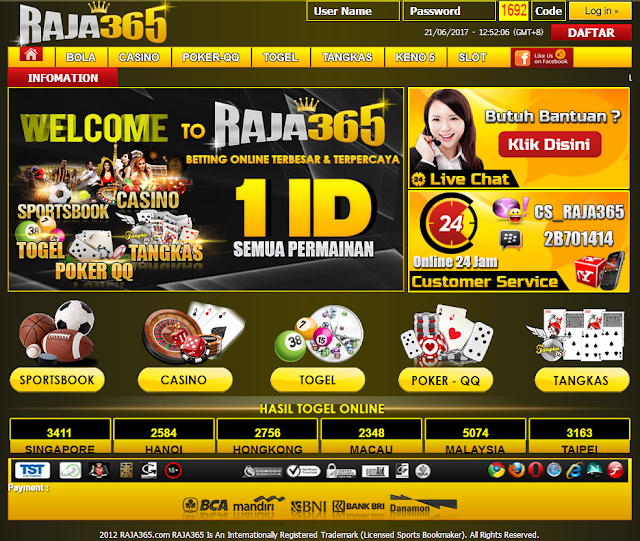 Raja365
