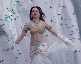 Foto Tamannaah Bhatia sebagai Avantika Baahubali