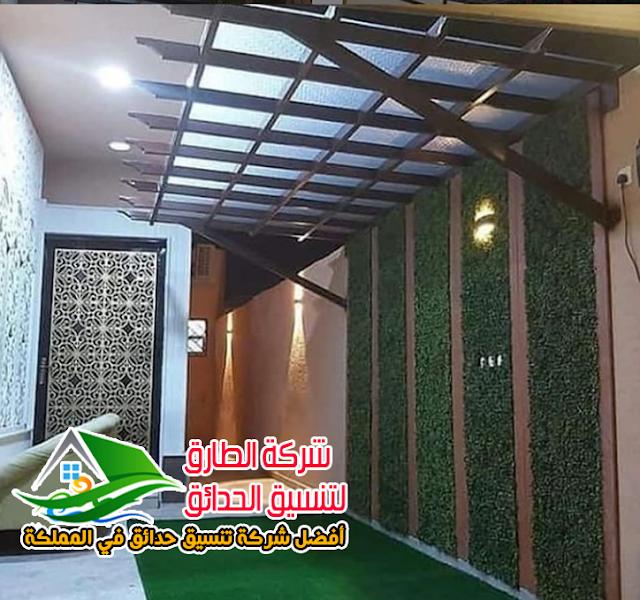 ديكورات حدائق منزلية في جدة