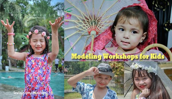 summer modeling workshop for kids - SAS Entertainment - Bacolod mommy blogger - Bacolod blogger