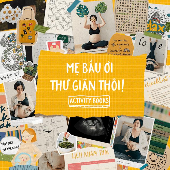 [A116] Mẹ Bầu Zui: Tải ngay sách thai giáo bán chạy số 1 Việt Nam