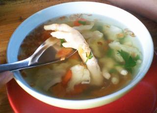 Resep Sop Ceker Ayam Istimewa