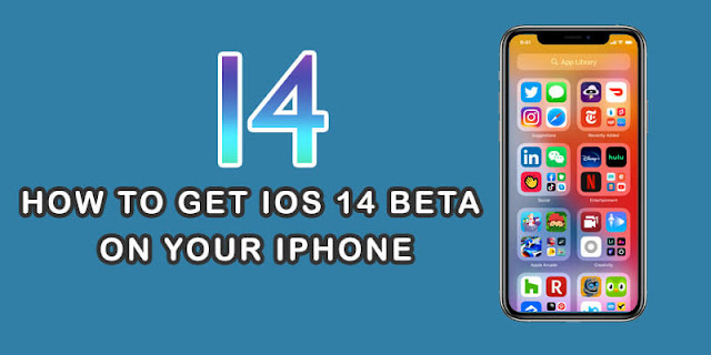 How to get iOS 14 Go to developer.apple.com. Scroll down and tap Install Profile iOS 14 Beta, You should see Profile Downloaded at the top of the main screen.