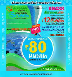 "keralalotteriesresults.in, ""kerala lottery result 7 3 2020 karunya kr 438"", 7th March 2020 result karunya kr.438 today, kerala lottery result 7.3.2020, kerala lottery result 7-3-2020, karunya lottery kr 438 results 07-03-2020, karunya lottery kr 438, live karunya lottery kr-438, karunya lottery, kerala lottery today result karunya, karunya lottery (kr-438) 7/03/2020, kr438, 7/3/2020, kr 438, 07.03.2020, karunya lottery kr438, karunya lottery 7.3.2020, kerala lottery 7/3/2020, kerala lottery result 7-3-2020, kerala lottery results 7 3 2020, kerala lottery result karunya, karunya lottery result today, karunya lottery kr438, 7-3-2020-kr-438-karunya-lottery-result-today-kerala-lottery-results, keralagovernment, result, gov.in, picture, image, images, pics, pictures kerala lottery, kl result, yesterday lottery results, lotteries results, keralalotteries, kerala lottery, keralalotteryresult, kerala lottery result, kerala lottery result live, kerala lottery today, kerala lottery result today, kerala lottery results today, today kerala lottery result, karunya lottery results, kerala lottery result today karunya, karunya lottery result, kerala lottery result karunya today, kerala lottery karunya today result, karunya kerala lottery result, today karunya lottery result, karunya lottery today result, karunya lottery results today, today kerala lottery result karunya, kerala lottery results today karunya, karunya lottery today, today lottery result karunya, karunya lottery result today, kerala lottery result live, kerala lottery bumper result, kerala lottery result yesterday, kerala lottery result today, kerala online lottery results, kerala lottery draw, kerala lottery results, kerala state lottery today, kerala lottare, kerala lottery result, lottery today, kerala lottery today draw result"