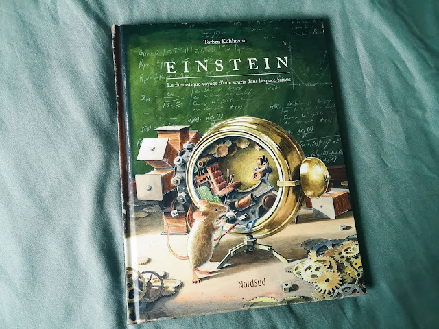 Einstein, le fantastique voyage d'une souris dans l'espace temps