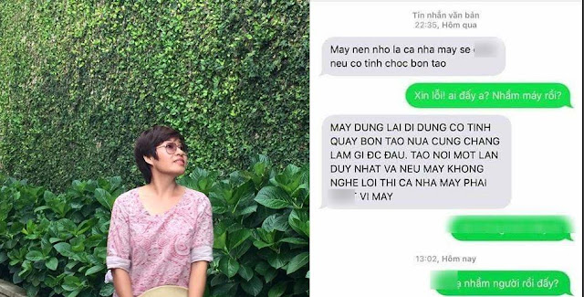 """Vụ """"bảo kê"""" chợ Long Biên: Tâm thư của nhà báo Thu Trang """"Gửi đến những người muốn khử cả nhà tôi"""" ảnh 3"""