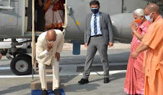 president-kovind-reachd-kanpur