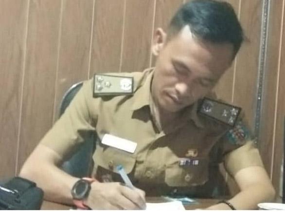 Pj Kakam Negeribaru Mengelak Tudingan  Tidak Transparasi BLT