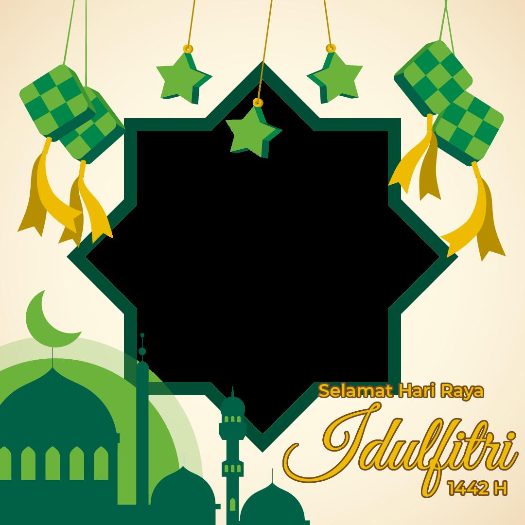 Twibbon Idul Fitri 20 H   20 Mei 20 Lebaran Begini Panduan ...
