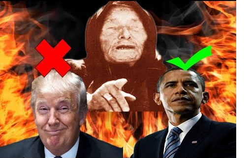 كذب المنجمون ولو صدقوا ..العرافة الكفيفة تعود من جديد.. ماذا قصدت 'بـأوباما آخر رئيس أميركي'؟ توقعات  جديدة اثارت الرعب في قلوب الامريكان و العالم!