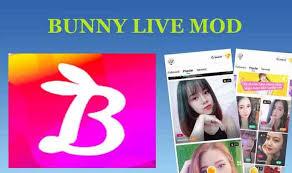 Bunny Live Mod Pro 2.4.2 - Live Stream, Video & Chat Mod APK