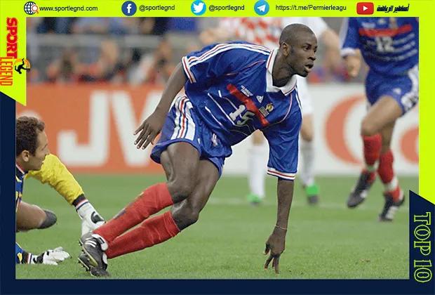 أفضل تشكيلة في تاريخ منتخب فرنسا