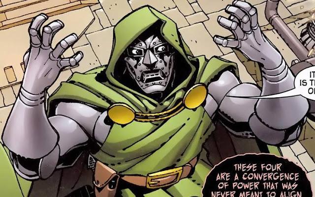 Karakter Marvel Tercerdas