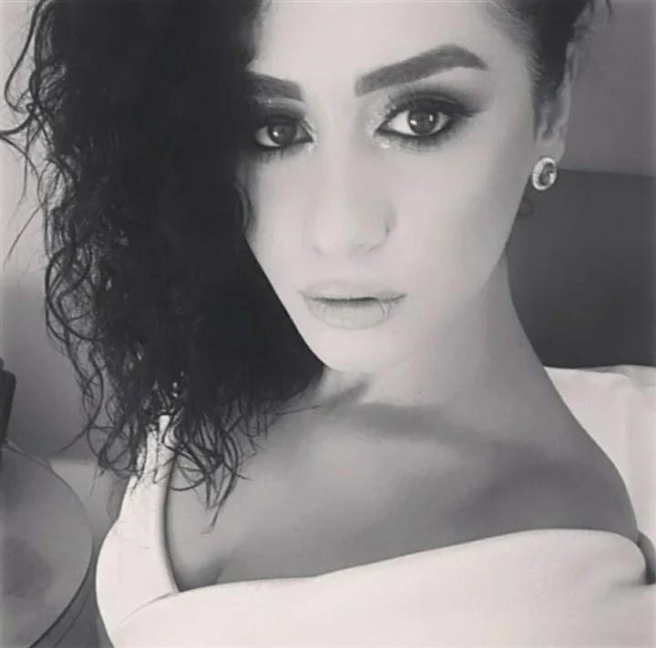 Nancy Salah's boldest looks