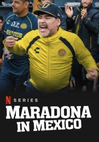 Maradona en Sinaloa Temporada 1 Completa 720p Dual Latino