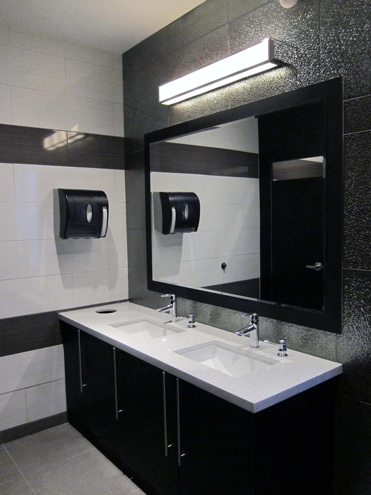 Restaurant Bathroom Stall Design