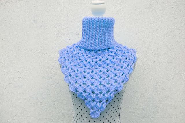 6 -Crochet Imagen Cuello Japonés a crochet y ganchillo por Majovel Crochet