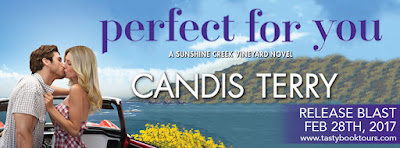 Release Blast & Giveaway:  Perfect For You – Candis Terry