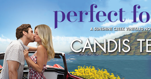 Release Blast & Giveaway: Perfect For You by Candis Terry